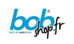 Réduction Bob Shop de 50 %