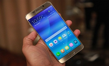 Samsung : Le Galaxy Note 6 de Samsung pourrait être doté d'un écran incurvé
