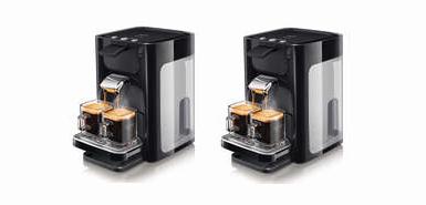 Obtenez 40€ remboursés pour l'achat d'une machine à café et de 2 paquets de café SENSEO