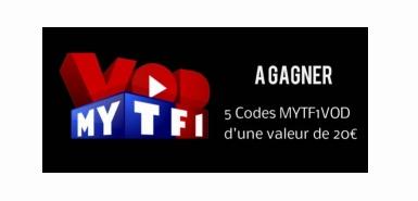 Jeu concours Pulp Movies : Des codes MyTF1VOD à gagner