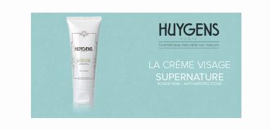 Test produit Beautistas : Crème Huygens