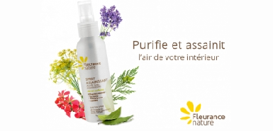 Un Spray Assainissant à tester sur Sampleo