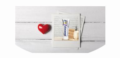 Recevez gratuitement le soin Essentiel Blancheur sur Sanogyl
