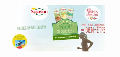 Jeu Concours : Sojasun : des coffrets Smartbox