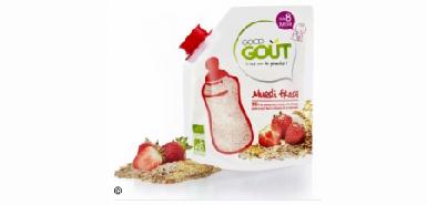 Test de produit Famili : Le Muesli fraise Good Goût
