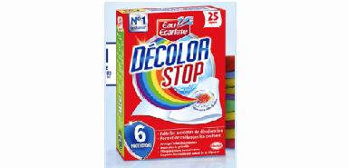 Echantillon gratuit Decolorstop