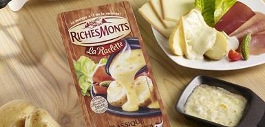 Test de produit Very Good Moment: Kit de raclette Richemonts