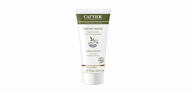 Obtenez la crème pour les mains Cattier gracieusement