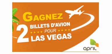 Recevez gratuitement des billets d'avion pour Las Vegas