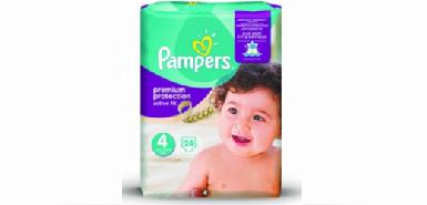 Profitez gratuitement des couches Premium de Pampers