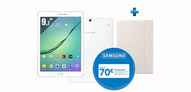 Profitez de 70€ remboursés pour l'achat d'une Galaxy Tab S2 9,7