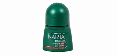 Testez gratuitement le déodorant Homme