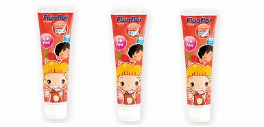Obtenez gratuitement un dentifrice enfant sur Toluna