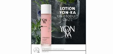 Test produit Beaute-test : Lotion Yon-Ka