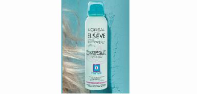 Offre L'oréal : Test Shampooing sec Argile Extraordinaire
