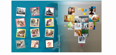 Offre Sampleo : 250 Lots de 12 magnets photos à tester