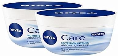 Test produit gratuit: 100 soins Nivea Care