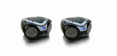 Obtenez jusqu'à 15€ remboursés sur l'achat d'un lecteur radio CD portable RCD20