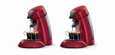Remboursement jusqu'à 40€ sur une machine à café et de 2 paquets de café SENSEO