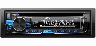 Recevez 15€ remboursés sur un AUTORADIO JVC KD-R462 de JVC