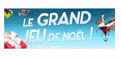 Grand jeu concours de Noel sur CDiscount: 5000€ à gagner