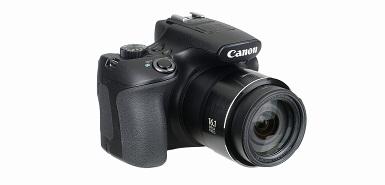 Réduction de 35€ sur un appareil photo bridge CANON SX60 HS BLACK