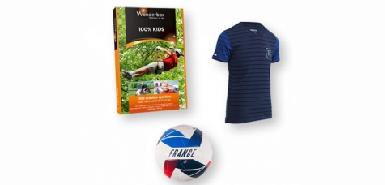 Offre  Disney FR : Gagnez Des lots de ballons et t-shirts