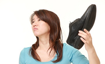 Se débarrasser des mauvaises odeurs de pieds