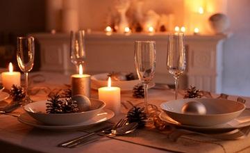 Conseils déco pour votre table de Noël