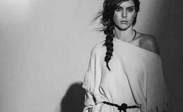 Kendall Jenner est la nouvelle égérie de Mango !