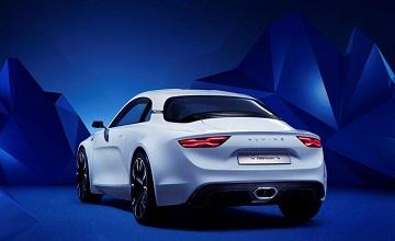 Renault veut se faire une place dans le haut de gamme avec Alpine
