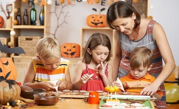 Halloween en Famille : Quelques Idées d'activités