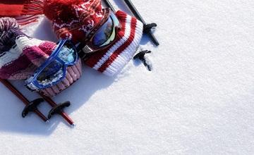 Ce qu'il faut emporter pour aller aux sports d'hiver