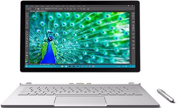 Lancement en France du Surface Book de Microsoft