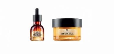 Test de produit gratuit: la nouvelle gamme Oils of Life de The Body Shop