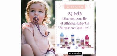 Testez gartuitement le kit pour bébé