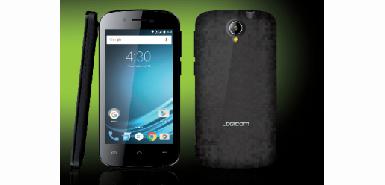 20€ remboursés sur les smartphones LOGICOM_L-ITE-402 noir et L-EMENT 501 NOIR achetés