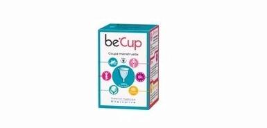 Testez la coupe menstruelle Be'Cup taille gratuitement