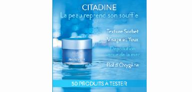 Test produit : Citadine Crème Sorbet Visage et Yeu