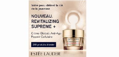 Offre Beaute-test : Crème Globale Anti-Âge Pouvoir cellulaire