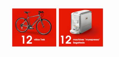 Gagnez 1 séjour de 3 jours en Italie avec le concours de Segafredo