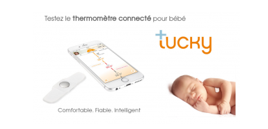 Offre Consobaby : 5 Thermomètres Connectés à tester