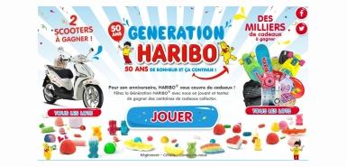 Bon plan Haribo : Des scooter Piaggio Liberty 50 Haribo à gagner