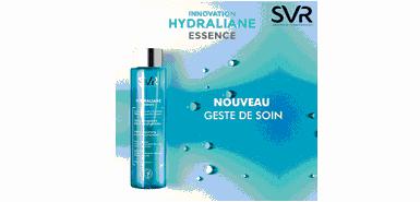 Offre beaute-test : soin Hydraliane Essence