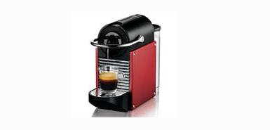 Obtenez 30€ de remboursement à l'achat d'un  NESPRESSO MAGIMIX Nespresso PIXIE 11325