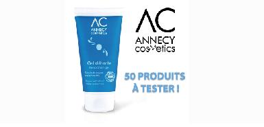 Offre Annecy Cosmetics: Gel Détente