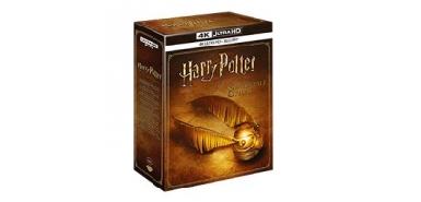 Concours journaldugeek : gagnez des coffrets Harry Potter l'intégrale en Blu-Ray 4K