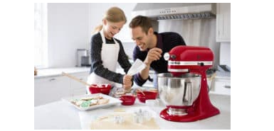 Remportez 2 robots pâtissiers KitchenAid Artisan offerts