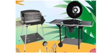 Gagnez 10 BBQ à charbon de bois SoMagic