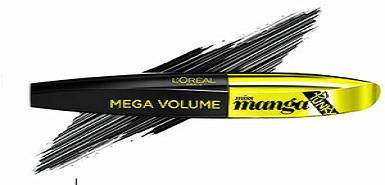 Bon plan test produit: 150 mascaras miss manga punky de l'Oréal Paris